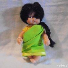 Muñecas Lesly y Barriguitas: BARRIGUITAS DEL MUNDO INDIA. Lote 110496031