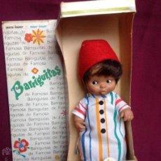 Muñecas Lesly y Barriguitas: PRECIOSA BARRIGUITAS ANTIGUA NUEVA EN CAJA. Lote 46375183