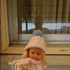 Muñecas Lesly y Barriguitas: BARRIGUITAS EN LA NIEVE (LOTE 34). Lote 111804626
