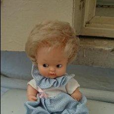 Muñecas Lesly y Barriguitas: BARRIGUITAS VESTIDOS DE RAYAS (LOTE 36). Lote 110918531