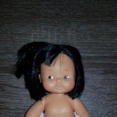 Muñecas Lesly y Barriguitas: BARRIGUITAS FAMOSA MORENA. Lote 111500120