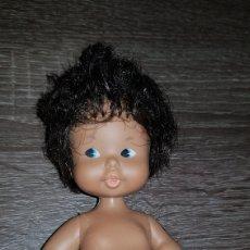 Muñecas Lesly y Barriguitas: BARRIGUITAS MULATA AÑOS 80 NEGRITA. Lote 111501671