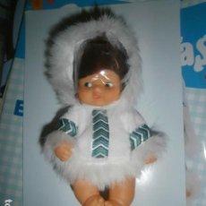 Muñecas Lesly y Barriguitas: BARRIGUITAS ESQUIMAL NUEVA EN SU CAJA .. Lote 195362755