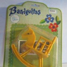 Muñecas Lesly y Barriguitas: BARRIGUITAS BALANCIN EN BLISTER. CC. Lote 114323327