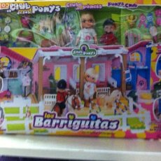 Muñecas Lesly y Barriguitas: BARRIGUITAS CLUB DE LOS PONYS BARRIGUITAS. Lote 114461403