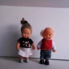 Muñecas Lesly y Barriguitas: ABUELA Y ABUELO BARRIGUITAS. Lote 115384119