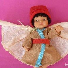 Muñecas Lesly y Barriguitas: BARRIGUITAS DEL MUNDO. TÍBET. Lote 115396367
