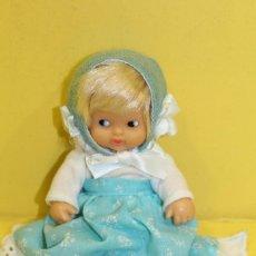 Muñecas Lesly y Barriguitas: BARRIGUITAS COLECCIÓN DE FAMOSA MI PRIMERA CANASTILLA . Lote 115734803
