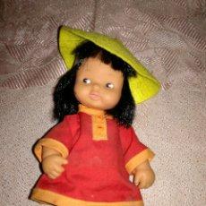 Muñecas Lesly y Barriguitas: BARRIGUITAS DEL MUNDO. CHINA. Lote 117426383