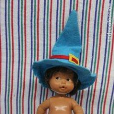 Muñecas Lesly y Barriguitas: BARRIGUITAS, GORRO ORIGINAL. Lote 118026435