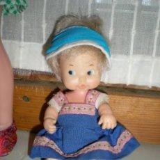 Muñecas Lesly y Barriguitas: GRACIOSA MUÑECA BARRIGUITAS DE FAMOSA BESITOS?+CONJUNTO ORIGINAL DE BARRIGUITAS HOLANDA . Lote 118296311