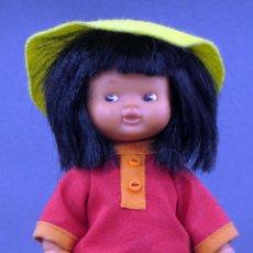 Muñecas Lesly y Barriguitas: BARRIGUITAS CHINA ORIENTAL BARRIGUITAS DEL MUNDO FAMOSA AÑOS 90. Lote 118363939