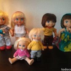 Muñecas Lesly y Barriguitas: FAMILIAS DE BARRIGUITAS NEW. Lote 118748232
