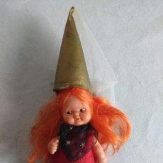 Muñecas Lesly y Barriguitas: BARRIGUITAS DE FAMOSA/BRUJA.. Lote 120334239