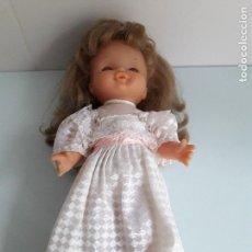Muñecas Lesly y Barriguitas: MUÑEZA FAMOSA DE COMUNIÓN - MINISON - MADE IN SPAIN - AÑOS 80. Lote 122146143