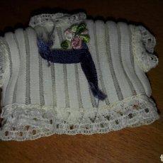 Muñecas Lesly y Barriguitas: BLUSA ORIGINAL BARRIGUITAS DE FAMOSA AÑOS 70. Lote 122267615