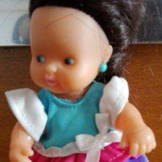 Muñecas Lesly y Barriguitas: C62 PRECIOSO VESTIDO PARA BARRIGUITAS DE FAMOSA. Lote 122291651