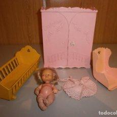 Muñecas Lesly y Barriguitas: LOTE DE BARRIGUITAS ANTIGUO. Lote 122590235