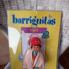 Muñecas Lesly y Barriguitas: BARRIGUITAS DE FAMOSA EN BLISTER FASCICULO SALVAT TÍBET Nº 29 COLECCION DEL MUNDO. Lote 123850019