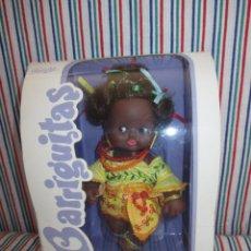 Muñecas Lesly y Barriguitas: BARRIGUITAS DEL MUNDO,GHANA ES DE COLECCION . Lote 125141555