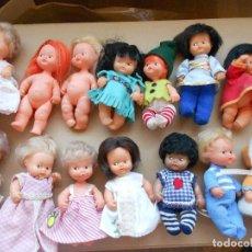 Muñecas Lesly y Barriguitas: LOTE DE BARRIGUITAS. Lote 125446419