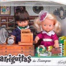 Muñecas Lesly y Barriguitas: MUÑECA BARRIGUITAS DE SIEMPRE - FAMOSA - 75 ANIVERSARIO CORTE INGLÉS - BOUTIQUE - TIENDA. Lote 126059051