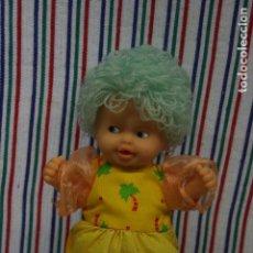 Muñecas Lesly y Barriguitas: BARRIGUITAS PELO LANA. Lote 126109891