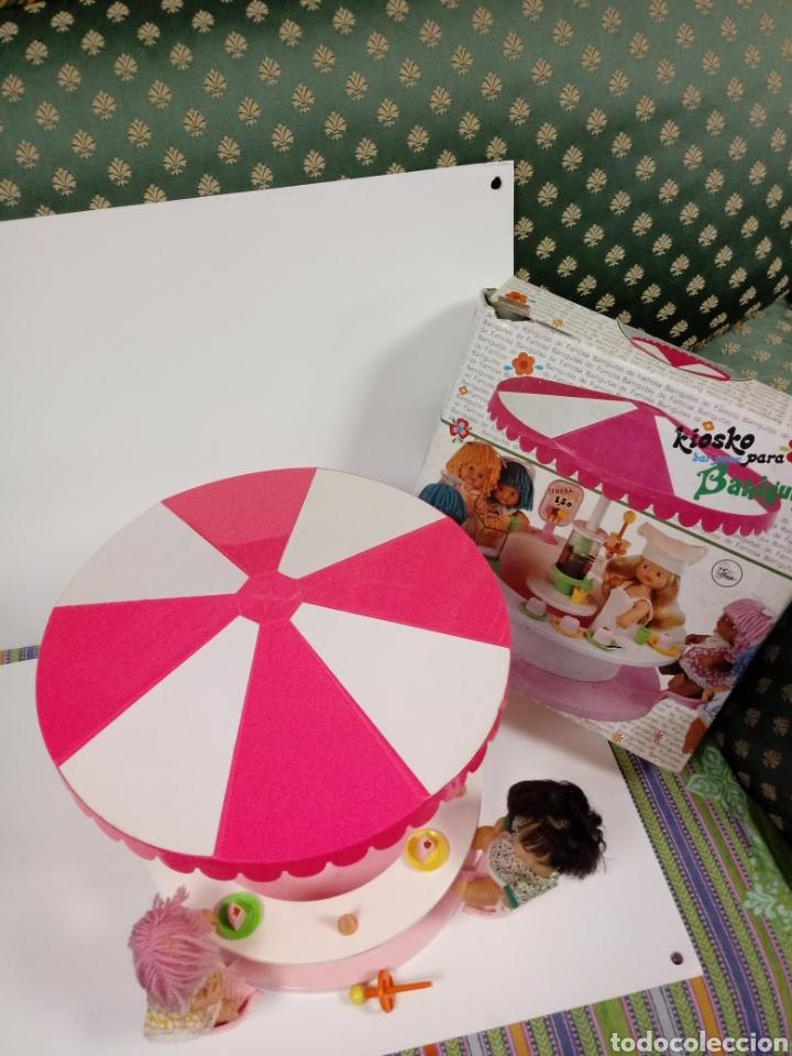 Muñecas Lesly y Barriguitas: Kiosko de barriguitas de famosa con caja - Foto 3 - 126299318