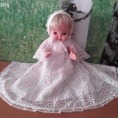 Muñecas Lesly y Barriguitas: MUÑECA DE FAMOSA DE 32 CM, AÑOS 60. Lote 94732259