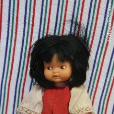 Muñecas Lesly y Barriguitas: BARRIGUITAS MORENA. Lote 126841971