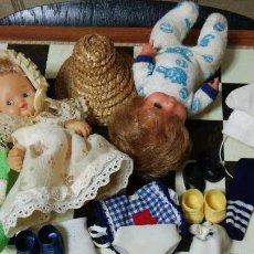 Muñecas Lesly y Barriguitas: LOTE BARRIGUITAS FAMOSA. Lote 128379243