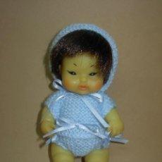 Muñecas Lesly y Barriguitas: TRAJE PARA BARRIGUITAS AZUL PRECIOSO *NUEVO A ESTRENAR*. Lote 131200276