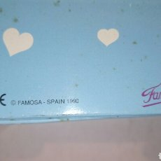 Muñecas Lesly y Barriguitas: BARRIGUITAS RETOÑO FAMOSA SPAIN 1990 ART.87710 ARMARIO CON RETOÑO SELLADO. Lote 133838118