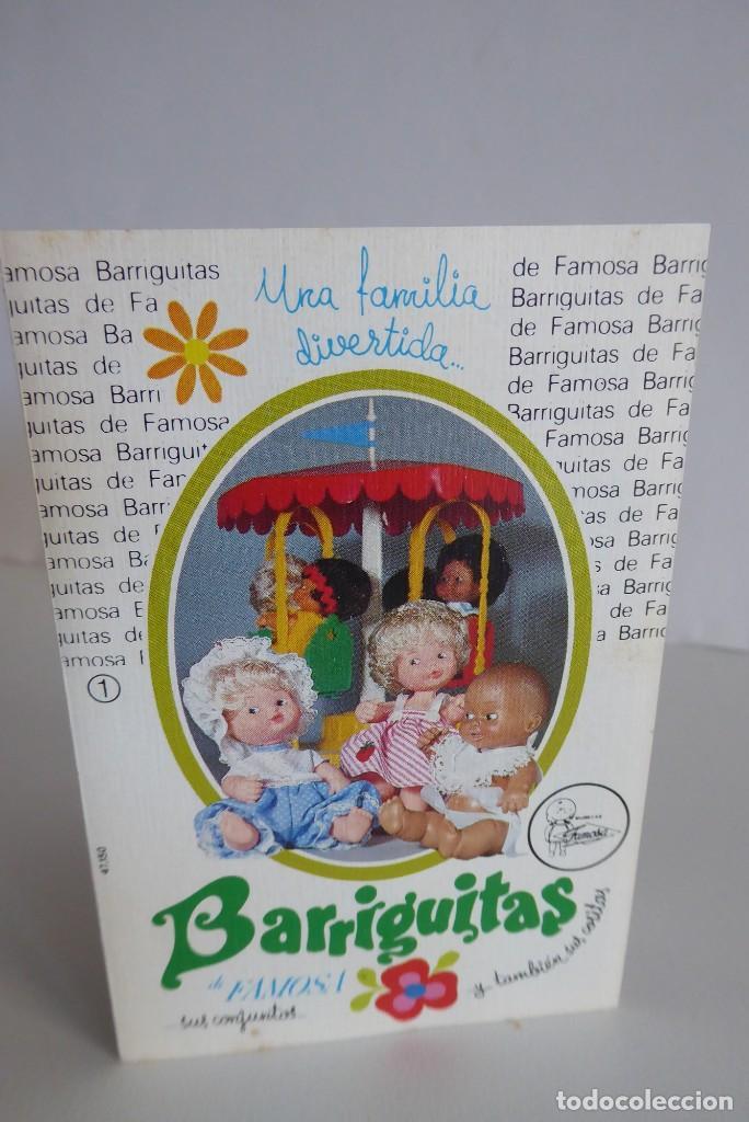 CATÁLOGO DE BARRIGUITAS - SUS CONJUNTOS Y TAMBIËN SUS COSITAS (Juguetes - Muñeca Española Moderna - Barriguitas)