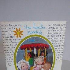 Muñecas Lesly y Barriguitas: CATÁLOGO DE BARRIGUITAS - SUS CONJUNTOS Y TAMBIËN SUS COSITAS. Lote 171043068