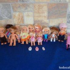 Muñecas Lesly y Barriguitas: BARRIGUITAS - LOTE 12 BARRIGUITAS NEW Y UNA VESPA VER FOTOS Y DESCRIPCION! SM. Lote 134114054