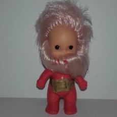 Lesly and Barriguitas dolls - MUÑECA BARRIGUITAS ENANITO ROSA DE FAMOSA - 135796958