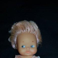 Lesly and Barriguitas dolls - BARRIGUITAS DE FAMOSA PELO ROSA - 136300649