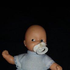 Muñecas Lesly y Barriguitas: BARRIGUITAS PELONCETE CON CHUPETE FAMOSA. Lote 136304237