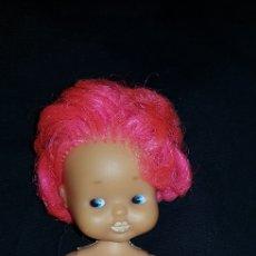 Lesly and Barriguitas dolls - BARRIGUITAS DE FAMOSA AÑOS 80'S PELP ROSA - 136304540