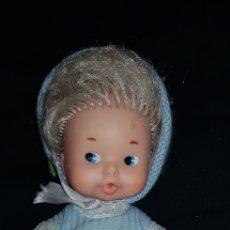 Muñecas Lesly y Barriguitas: BARRIGUITAS DE FAMOSA AÑOS 70 ROPA ORIGINAL. Lote 136305224