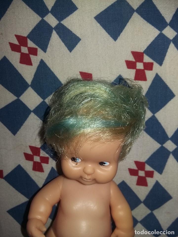 Muñecas Lesly y Barriguitas: RARA!! BARRIGUITAS SERIE EN EL FONDO DEL MAR NEREIDA NINFA DEL MAR SELLADA FAMOSA 97 - Foto 2 - 136696414