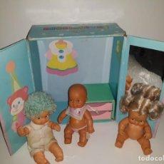 Muñecas Lesly y Barriguitas: ARMARIO Y BARRIGUITAS FAMOSA . Lote 137160950
