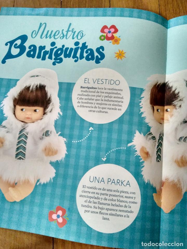 Muñecas Lesly y Barriguitas: REEDICION BARRIGUITAS ESQUIMAL EN CAJA ORIGINAL CON FASCICULO - Foto 4 - 141450205