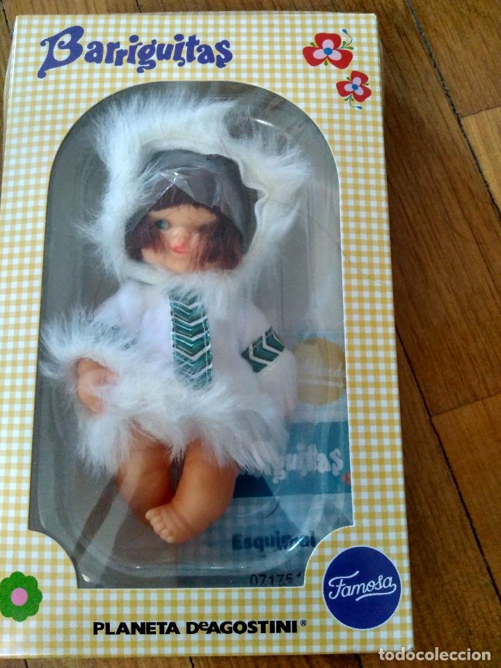 Muñecas Lesly y Barriguitas: REEDICION BARRIGUITAS ESQUIMAL EN CAJA ORIGINAL CON FASCICULO - Foto 5 - 141450205