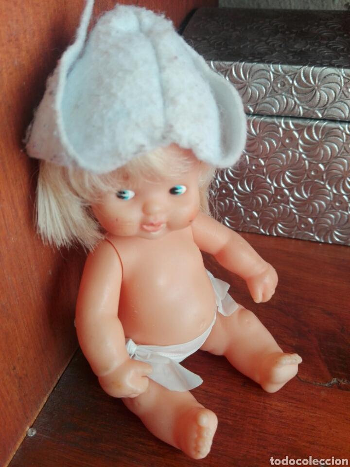 Muñecas Lesly y Barriguitas: Barriguitas famosa 97 holandesa gorro blanco - Foto 2 - 137625365