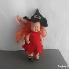 Muñecas Lesly y Barriguitas: ANTIGUA BARRIGUITAS DE FAMOSA BRUJA. Lote 138055606