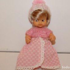 Muñecas Lesly y Barriguitas: BARRIGUITAS DE FAMOSA - AÑOS 70. Lote 138103222