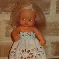 Muñecas Lesly y Barriguitas: MUÑECA BARRIGUITAS CON PENDIENTES DE FAMOSA. Lote 139205790