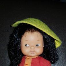 Muñecas Lesly y Barriguitas: BARRIGUITAS DE FAMOSA PAÍSES DEL MUNDO. Lote 139417924